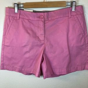 NWT Crown & Ivy size 10 shorts pink